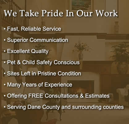 Residential Painting Services Waunakee Wisconsin
